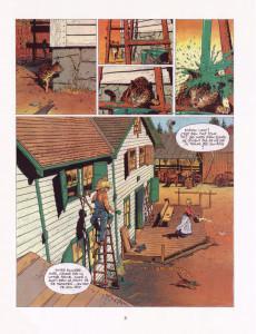 Extrait de Comanche -8a1983- Les shériffs