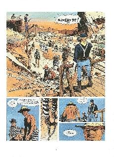 Extrait de Comanche -5a1980- Le Désert sans lumière