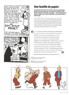 Extrait de (AUT) Hergé - Grand palais - Hergé, l'exposition de papier