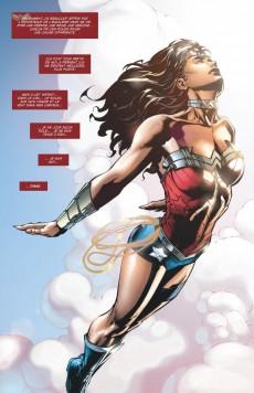 Extrait de Wonder Woman - Déesse de la guerre (Urban Comics) -2- Coup du sort