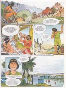 Extrait de Protéo -5- Les ténébrions de Babylone