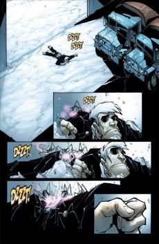 Extrait de Venom (2003) -5- Shiver - part 5