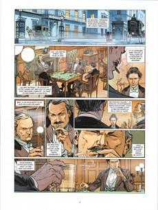 Extrait de Les quatre de Baker Street -7- L'Affaire Moran