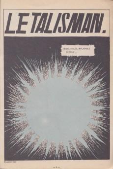 Extrait de Comics Classic (Arédit) -1- Le Talisman