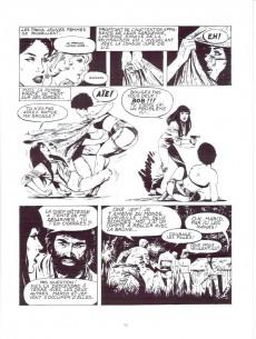 Extrait de Les grands Classiques de la Bande Dessinée érotique - La Collection -1513- Liz et Beth - Tome 2