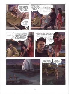 Extrait de Les grands Classiques de la Bande Dessinée érotique - La Collection -143- Le Déclic - Tome 3