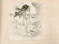 Extrait de Sanguine (Sandawe) -HS- Artbook