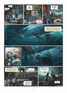 Extrait de Elfes -5a2016- La Dynastie des Elfes noirs