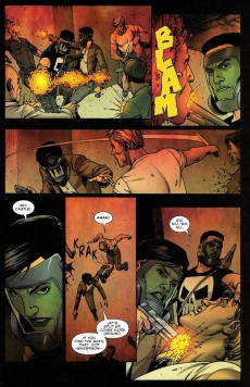 Extrait de Punisher (2016) (The) -5- Issue 5