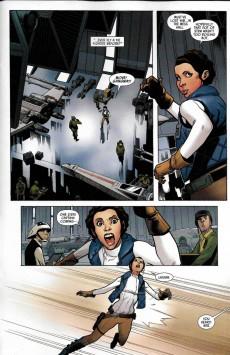 Extrait de Star Wars Vol.2 (Marvel comics - 2015) -23- Book V, Part III : The Last Flight Of The Harbinger