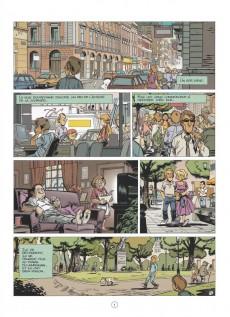 Extrait de Seuls -1b2011- La disparition