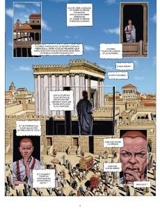 Extrait de L'histoire secrète -33- Messie Blanc
