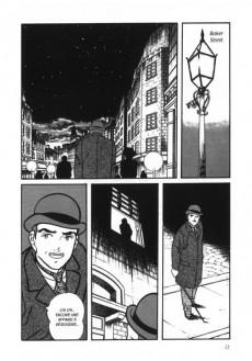 Extrait de Sherlock Holmes (Ishinomori/Ishikawa) -2- Recueil 2