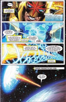 Extrait de Nova (Marvel Deluxe) -1- Annihilation Conquest