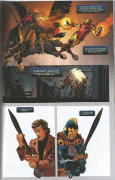 Extrait de All-New Iron Man & Avengers -HS01- Le Chevalier obscur
