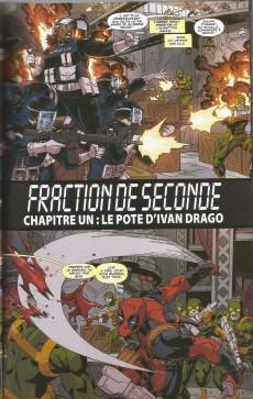 Extrait de All-New Deadpool -HS01- Fraction de seconde