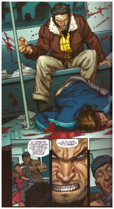 Extrait de Wolverine (Omnibus) -1- Wolverine