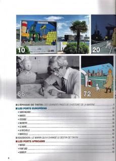 Extrait de Tintin - Divers - A la découverte des grands ports du monde