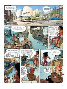 Extrait de Spirou et Fantasio (Une aventure de.../Le Spirou de...) -10TL- La lumière de Bornéo