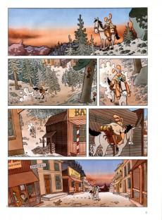 Extrait de Lapinot (Les formidables aventures de) -4- Blacktown