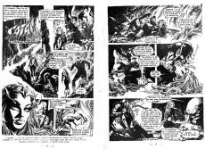 Extrait de Le fils de Satan -13- Descente aux enfers