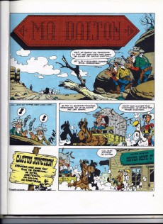Extrait de Lucky Luke -38c83- Ma Dalton