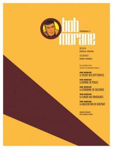 Extrait de Bob Morane 10 (Intégrale Le Lombard) -4- Intégrale 4