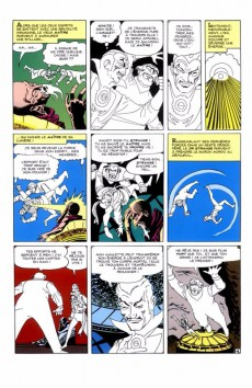 Extrait de Docteur Strange (L'intégrale) -1- 1963-1966