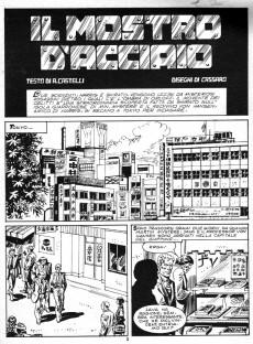 Extrait de Martin Mystère (detective dell'impossibile) -26b- Il mostro d'acciaio
