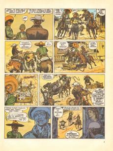 Extrait de Blueberry -6c1984- L'homme à l'étoile d'argent