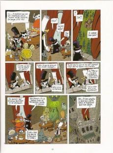 Extrait de Donjon Parade -1HC2008- Un donjon de trop