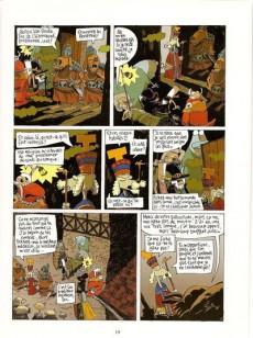 Extrait de Donjon Parade -2a2007- Le sage du ghetto
