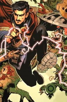 Extrait de Doctor Strange -1- Les Voies de l'étrange