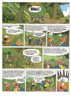 Extrait de Achille Talon -23a80- Achille talon et la main du serpent