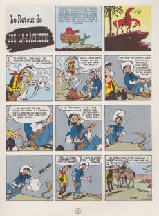 Extrait de Lucky Luke -4a1969- Sous le ciel de l'Ouest