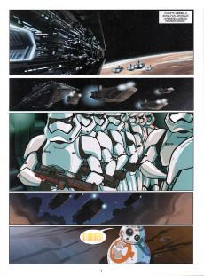 Extrait de Star Wars (Delcourt / Disney) -7- Le Réveil de la Force