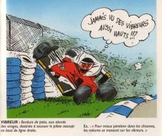 Extrait de Illustré (Le Petit) (La Sirène / Soleil Productions / Elcy) - La F1 illustrée de A à Z
