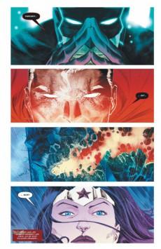 Extrait de Justice League (DC Renaissance) -10- La Guerre de Darkseid - 2e partie