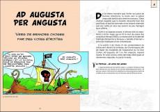 Extrait de Astérix (Autres) - Les Citations latines expliquées de A à Z