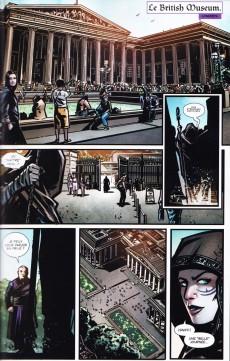 Extrait de Marvel Saga (3e série - 2016) -HS1- Doctor Strange - Le Prologue du film