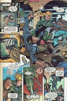 Extrait de Captain America (1998) -1- The return of Steve Rogers Captain America
