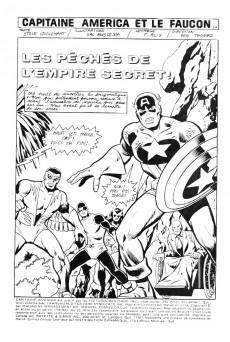 Extrait de Capitaine America (Éditions Héritage) -33- Les péchés de l'Empire secret!