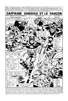 Extrait de Capitaine America (Éditions Héritage) -49- Une arène pour un héros vaincu!