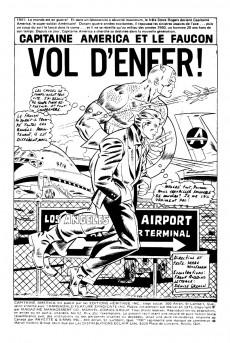 Extrait de Capitaine America (Éditions Héritage) -52- Vol d'enfer!
