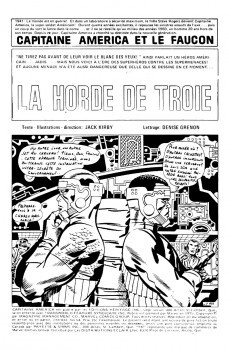 Extrait de Capitaine America (Éditions Héritage) -54- La horde de Troie