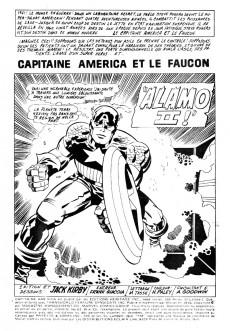 Extrait de Capitaine America (Éditions Héritage) -63- Alamo II !