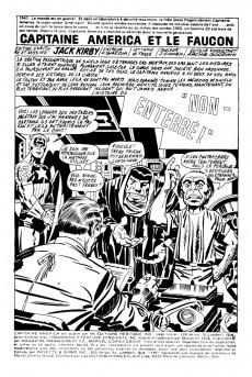 Extrait de Capitaine America (Éditions Héritage) -64- Non-enterré!