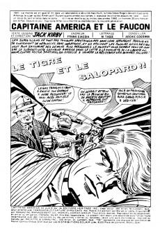 Extrait de Capitaine America (Éditions Héritage) -67- Le tigre et le salopard!!