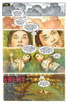 Extrait de All Star Batman (2016) -3- My Own Worst Enemy, Part Three