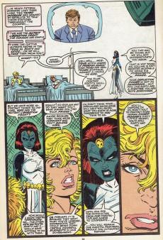 Extrait de New Mutants (The) (1983) -87a- A show of power !